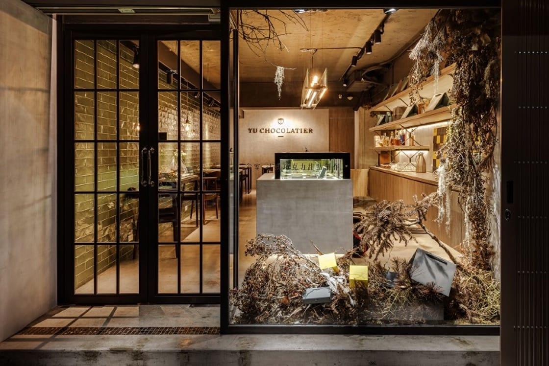 畬室希望在店內盡可能讓客人感受巧克力的多元與迷人。(照片:畬室提供)