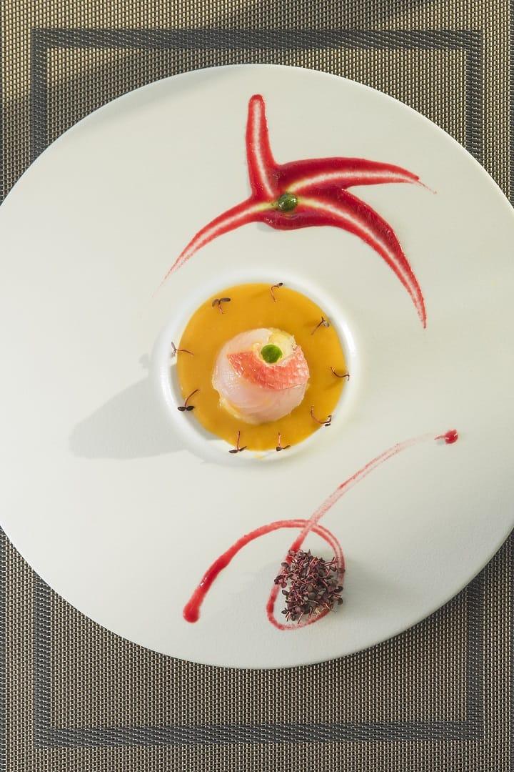 金目綢他他(相片來源:Kuro Japanese Cuisine).JPG