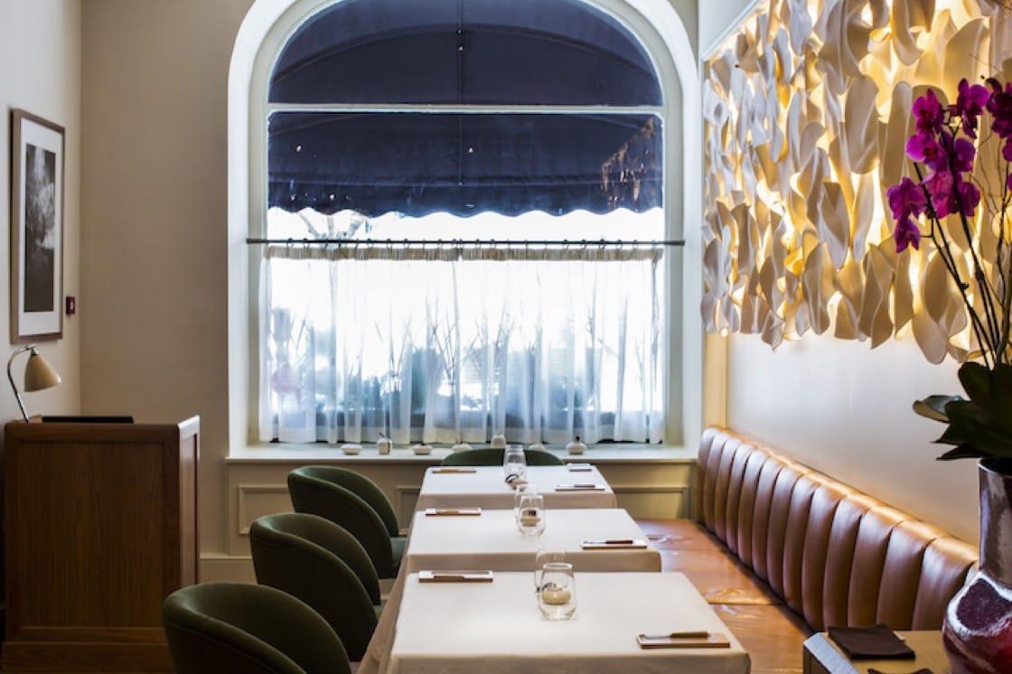 The dining room of Belcanto (Photo credit: Paulo Barata)