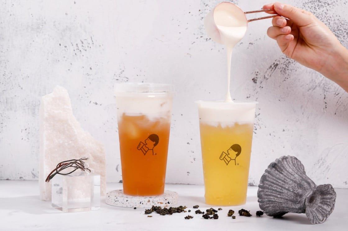 HEYTEA's popular Cheezo teas. (Pic: HEYTEA)