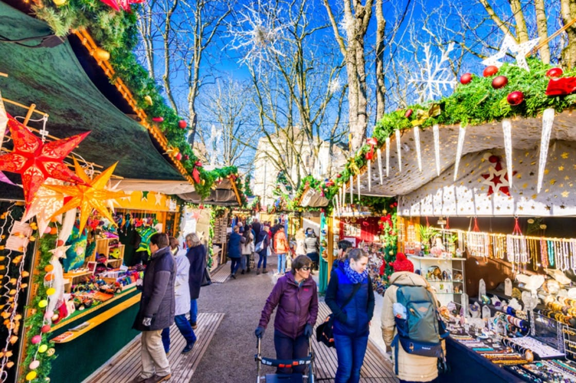 Basel Christmas Markets, Switzerland (Pic: Shutterstock)
