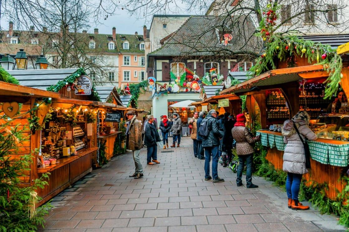 法國:史特拉斯堡聖誕市集(照片:Shutterstock)