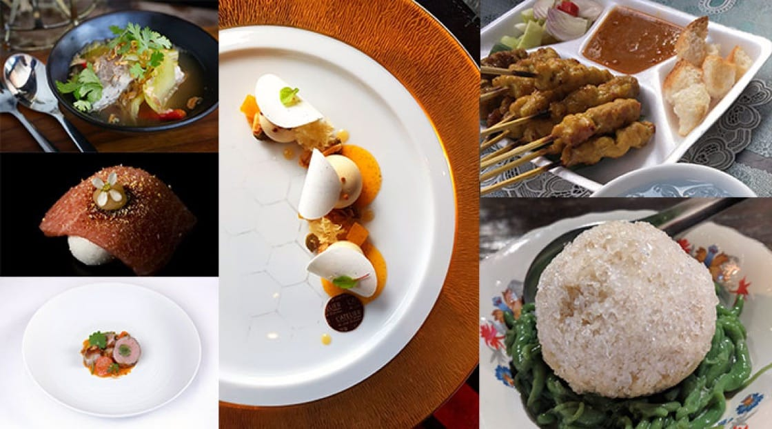 From fine-dining to street food. Here is a sample of what a Michelin inspector eats in a day.