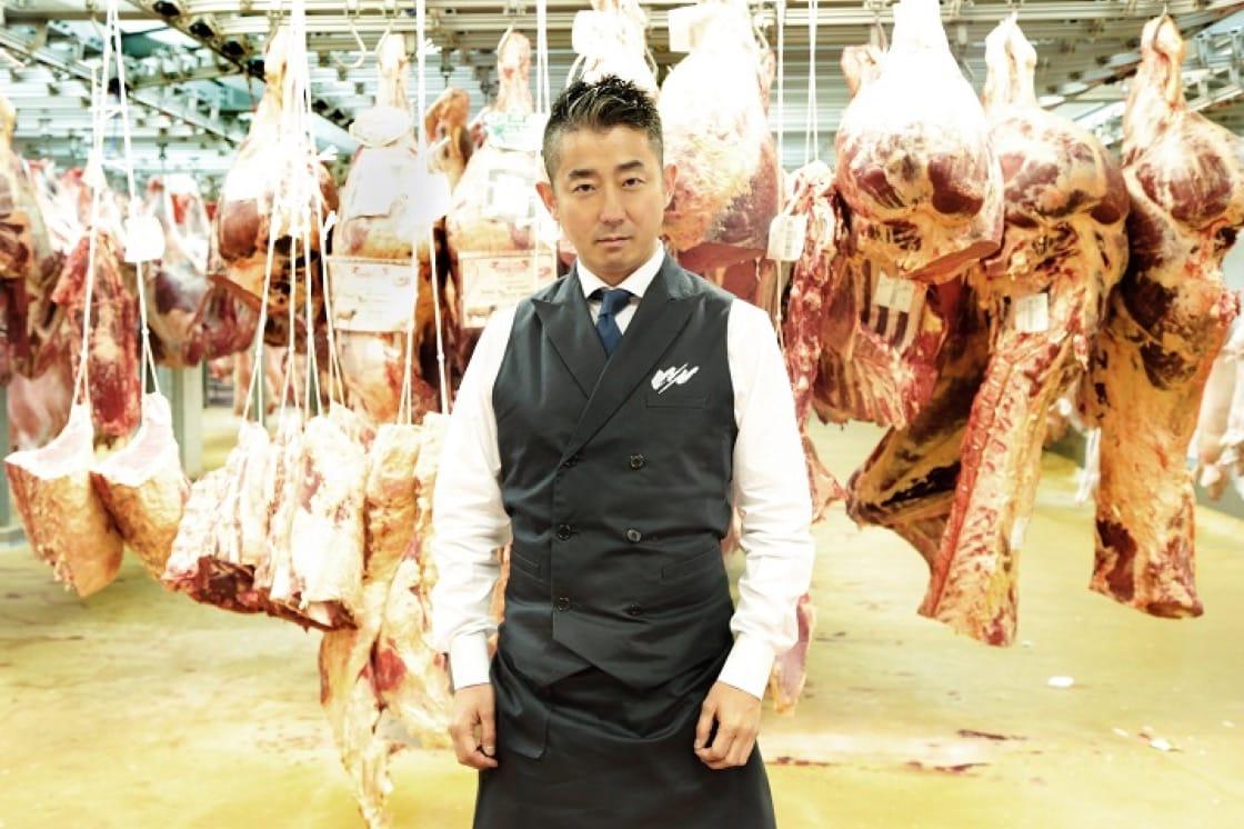 Wagyumafia 創辦人 Hisato 先生,有型有格。(圖片:Wagyumafia)