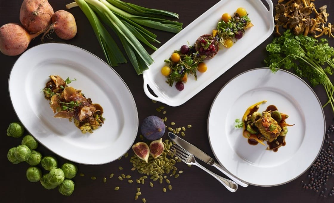 尖沙咀高級西餐廳希戈,推出狩獵季節佳餚。(圖片:希戈餐廳)