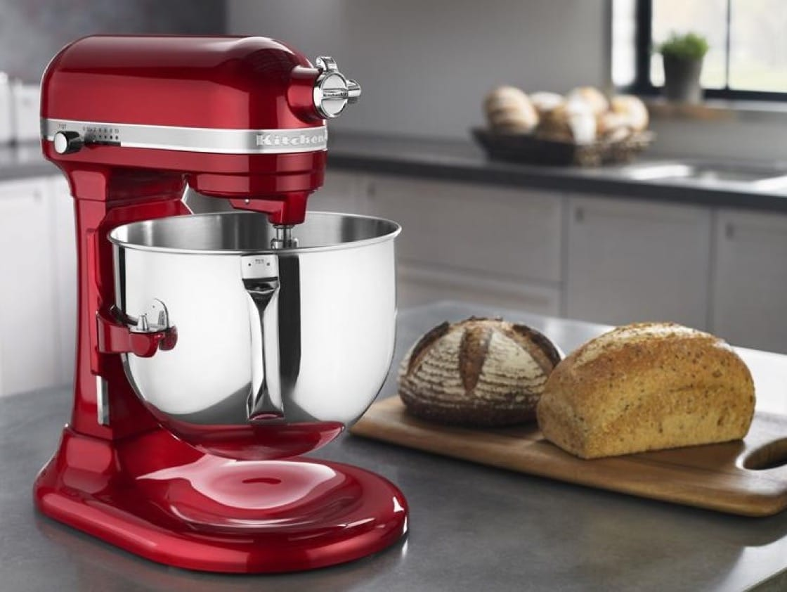 愛入廚之人,KitchenAid 廚師機是最佳禮物。(圖片:KitchenAid)