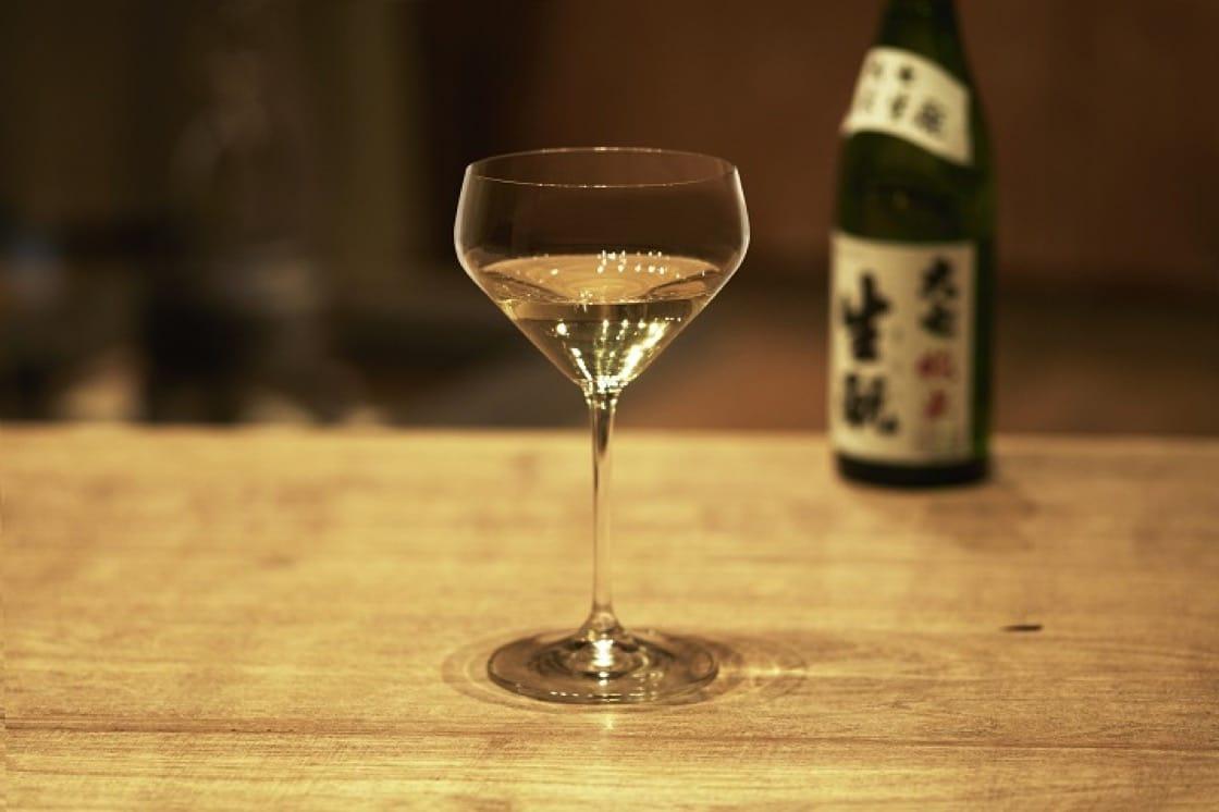 純米杯,用來飲純米大吟釀最合適。(圖片:Town House)