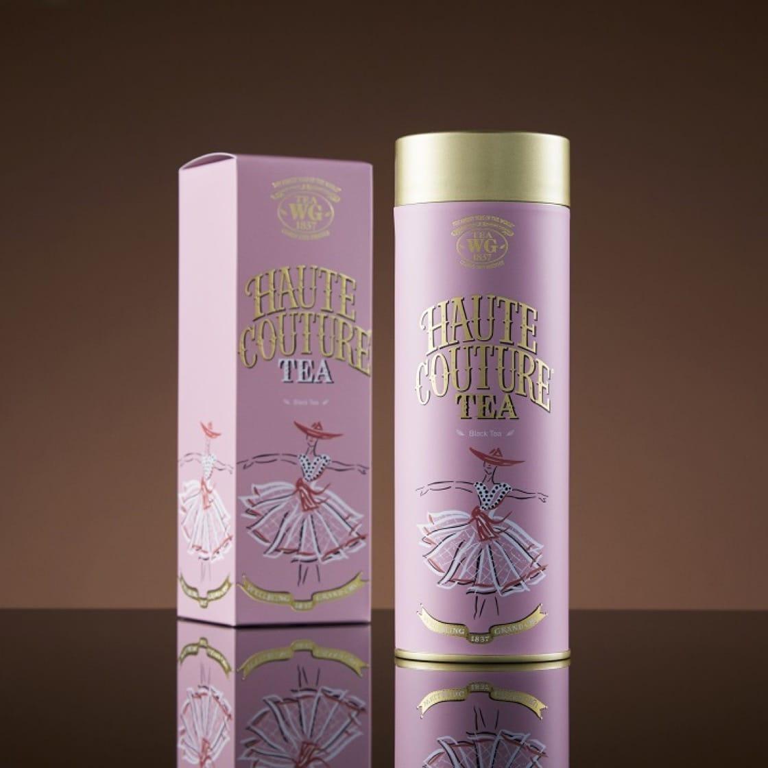 TEA WG假期推出特別組合,新加坡和香港推出特別訂製茶Haute Couture Tea(圖片:TEA WG)