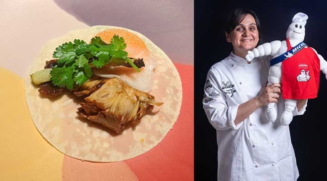With Gaa awarded a Michelin Star in the 2019 Thailand edition, Chef Garima Arora made history by becoming the first Indian female chef to get a Michelin Star.