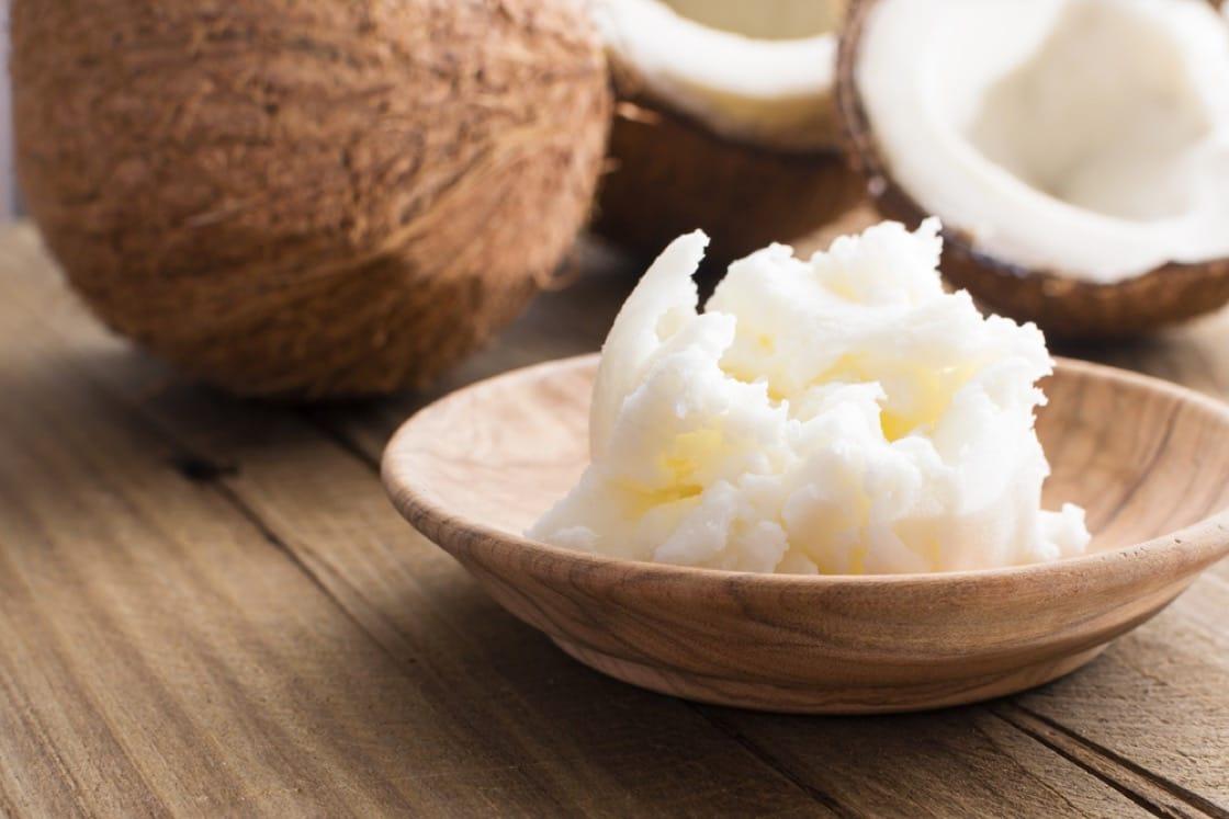 椰子脂,是人氣好油脂之一。(資料圖片)