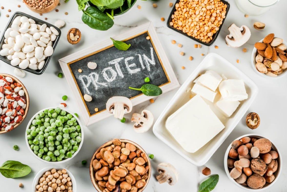優質蛋白質,不單可從動物攝取,植物也可以。(資料圖片)