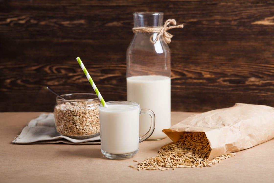 燕麥奶,將會是今年人氣的健康食物。(資料圖片)