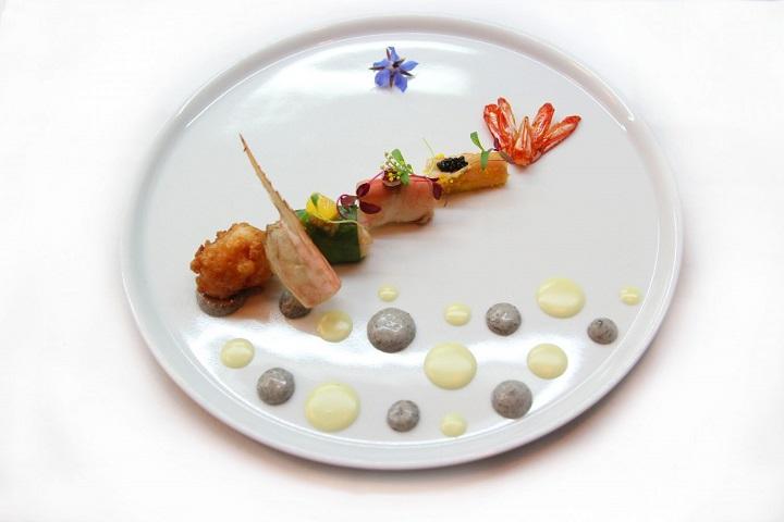 西岸鮮蝦,四種作法。