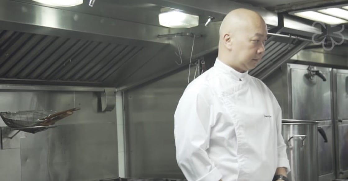 Martin Foo Heng Yih, the group executive chef of Crystal Jade Culinary Concepts Holding.