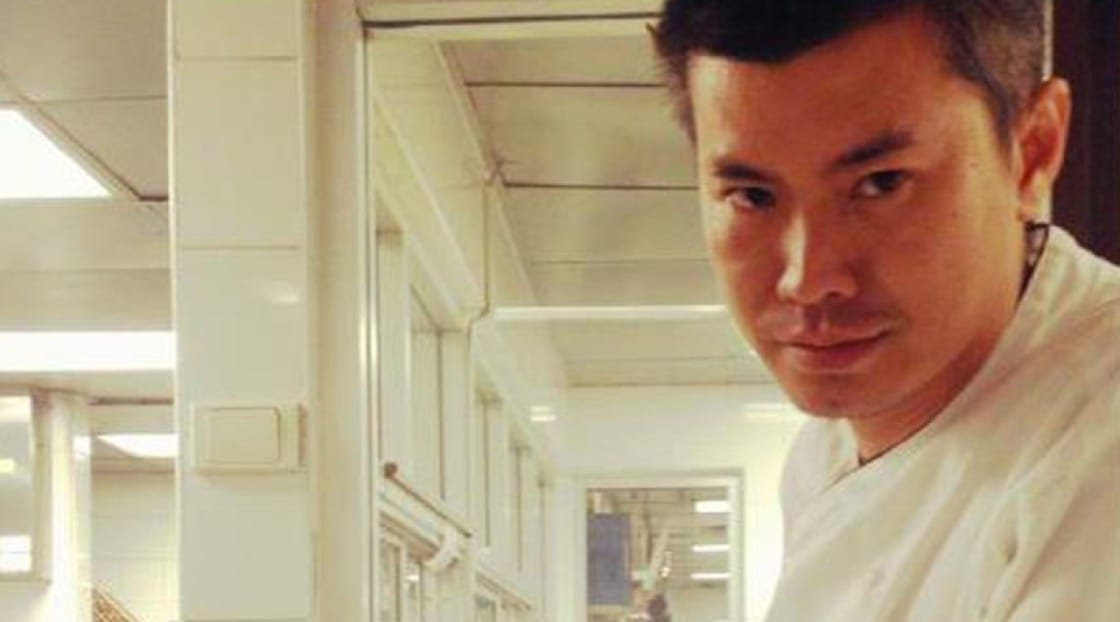 Prin Polsuk, formerly Head Chef of Nahm (1 Michelin star). Photo credit: Prin Polsuk's Facebook page.