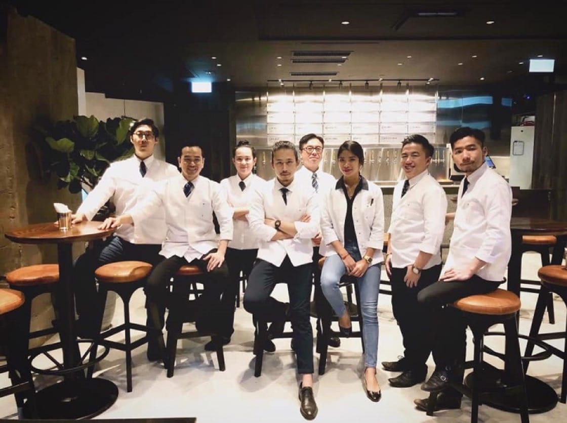 Draft Land香港團隊。