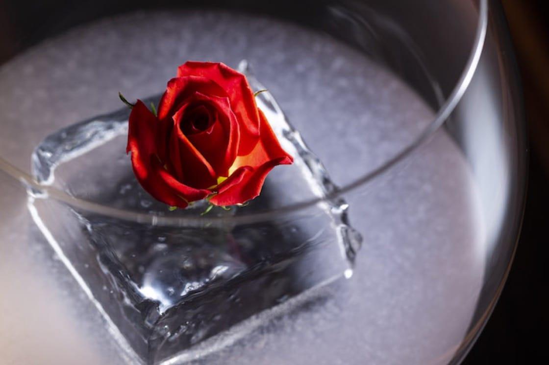 Waku Ghin's Beauty & Beast cocktail (Pic: Marina Bay Sands)