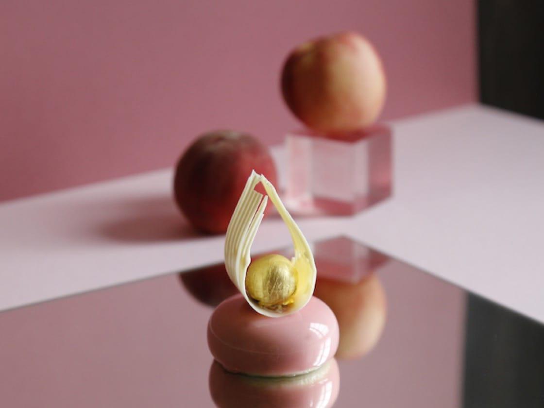 Braci's Valentine's Day Almond, Peach and Ruby Chocolate (Pic: Braci)