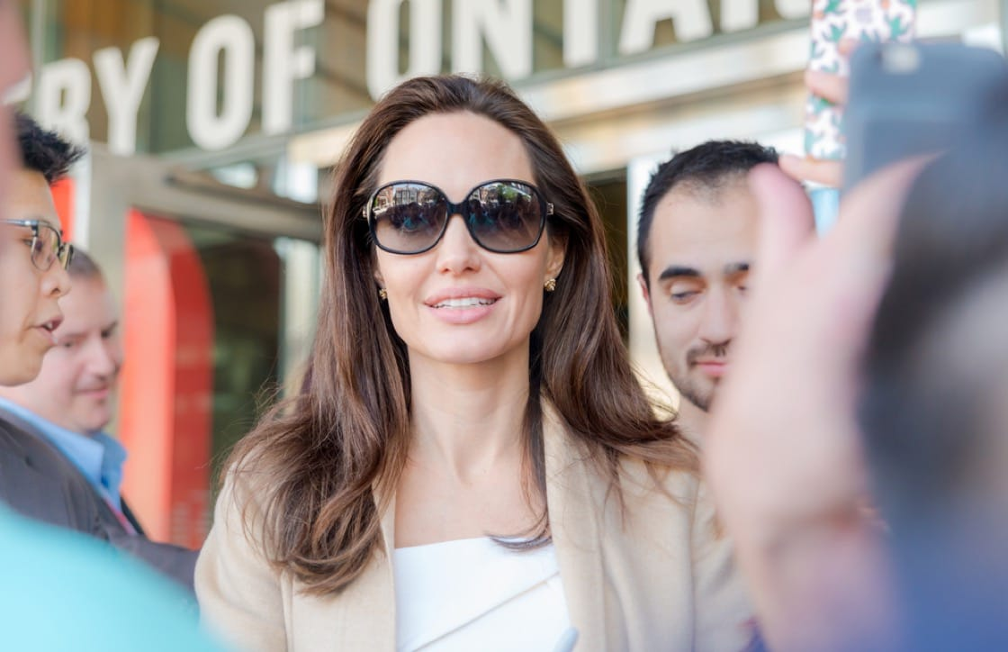 Angelina Jolie once prepared a meal with scorpion and spider. (Pic: Shutterstock)