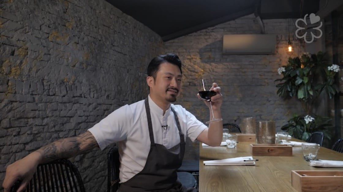 To Longtail's Lam Ming Kin, an ideal Valentine's Day is one that he doesn't have to cook.