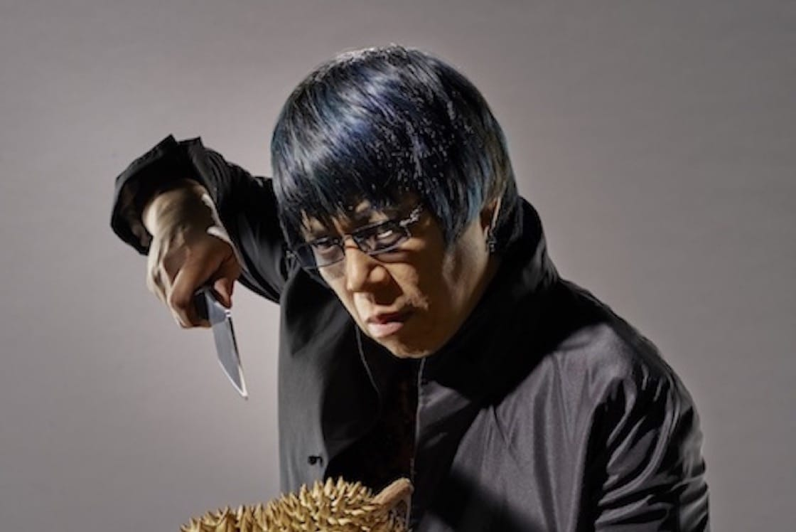 Demon chef Alvin Leung was an acoustics engineer (Pic: Bo Innovation)