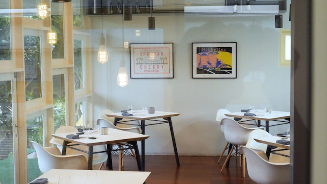 The homey interiors of Upstairs At Mikkeller (Pic: MICHELIN Guide Digital)