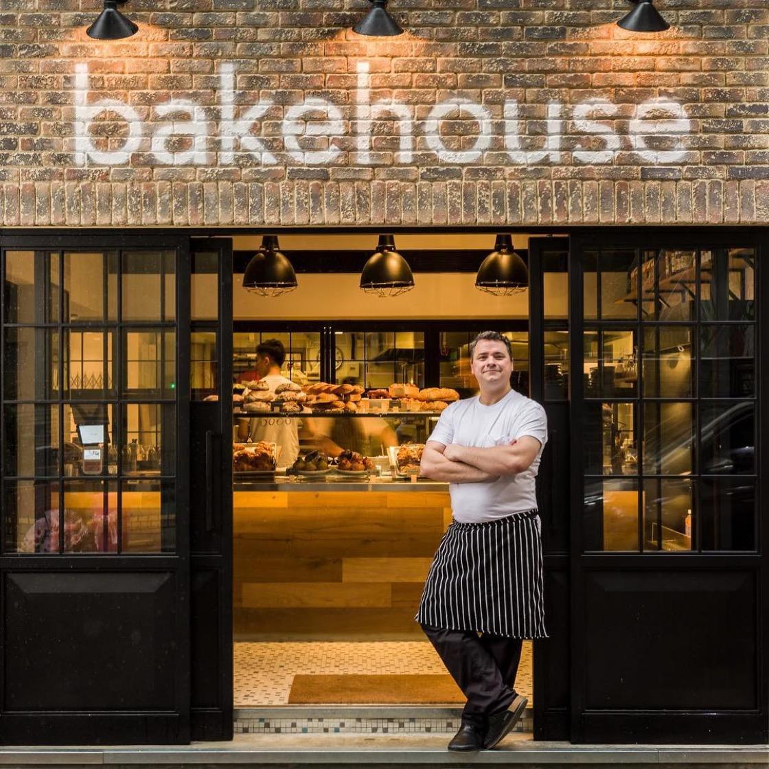Bakehouse 老闆 Grégoire Michaud 是前四季酒店糕餅主廚。(圖片:BakeHouse FB)