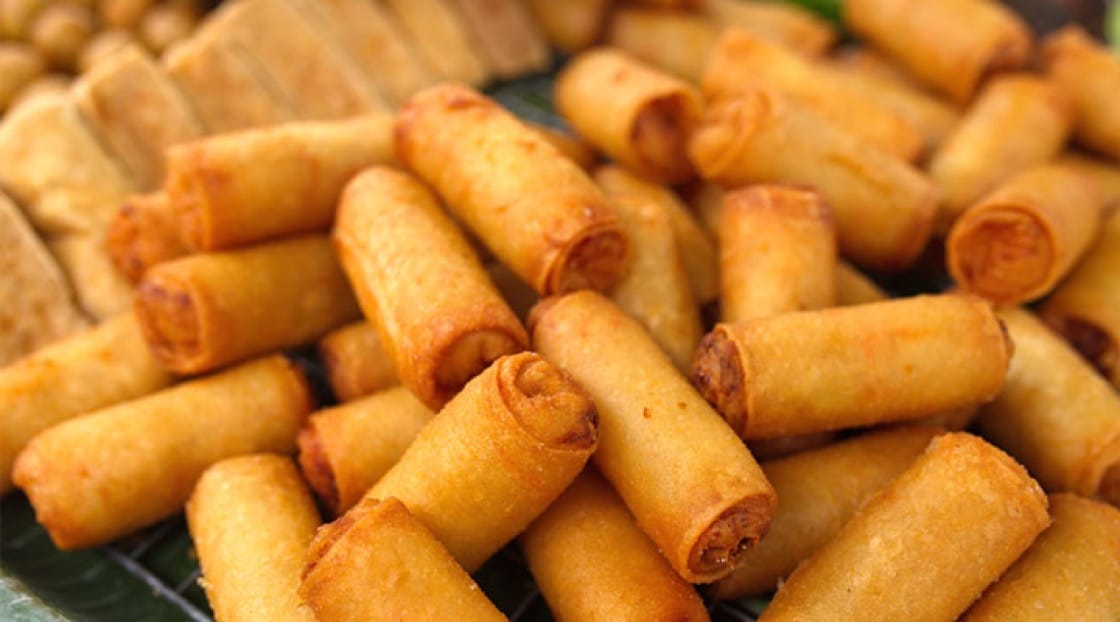 Such is the influence of Min cuisine, that spring rolls can be found throughout the world.