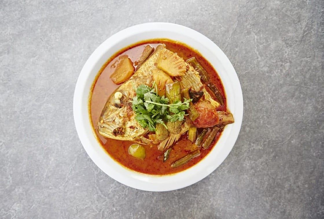 Zai Shun's curry fish head (Pic: MICHELIN Guide Digital)