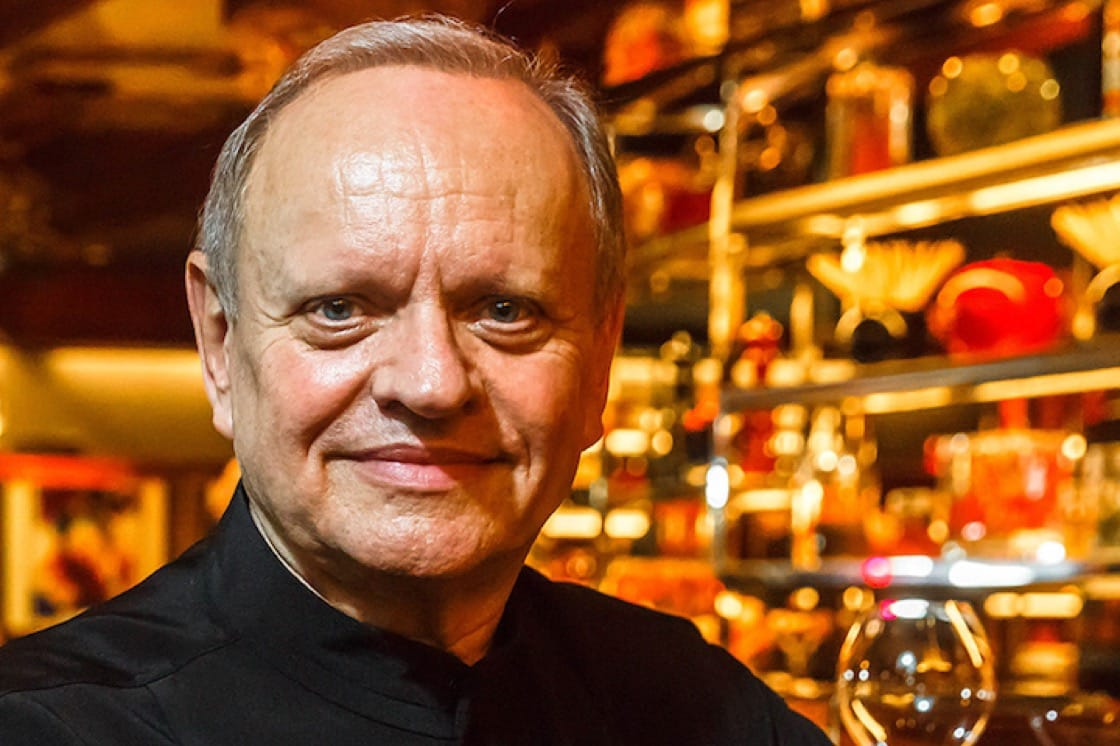 Robuchon revolutionised French haute cuisine. (Pic: Evan Sung)
