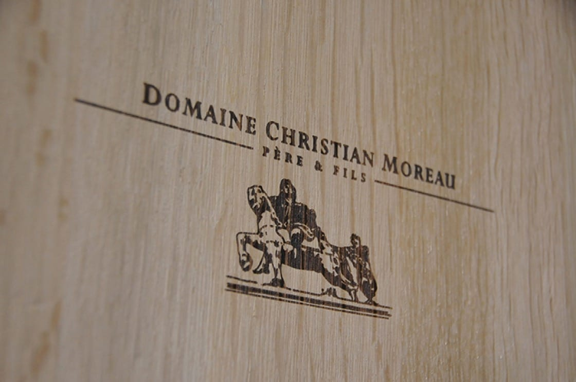 In 2001, Christian Moreau founded his eponymous winery, with the first vintage made by his son Fabien in 2002.