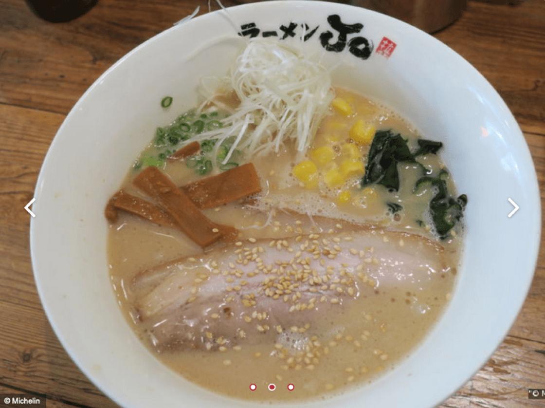 16小時超濃豬骨湯,是拉麵 Jo 的獨門秘技。(資料圖片)