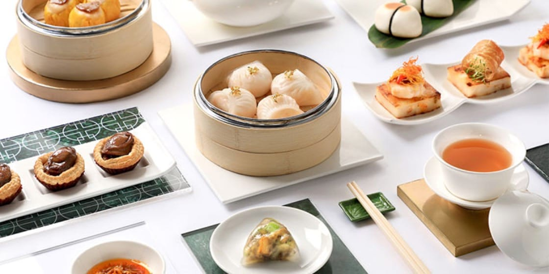 The dim sum of Cuisine Cuisine is a pleasure to look at for both adults and children. (Photo: CHOPE)