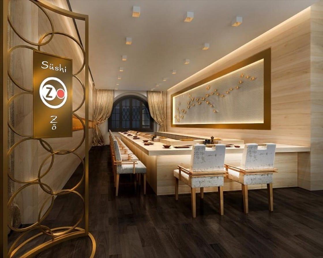 新開幕的Sushi Zo一次只招待最多14人。(圖片:GHC Asia提供)