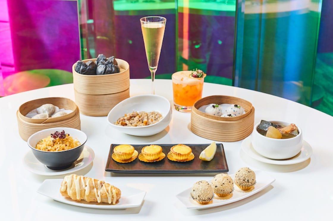 Mitzo's modern Cantonese Easter Weekend Brunch (Pic: Mitzo)