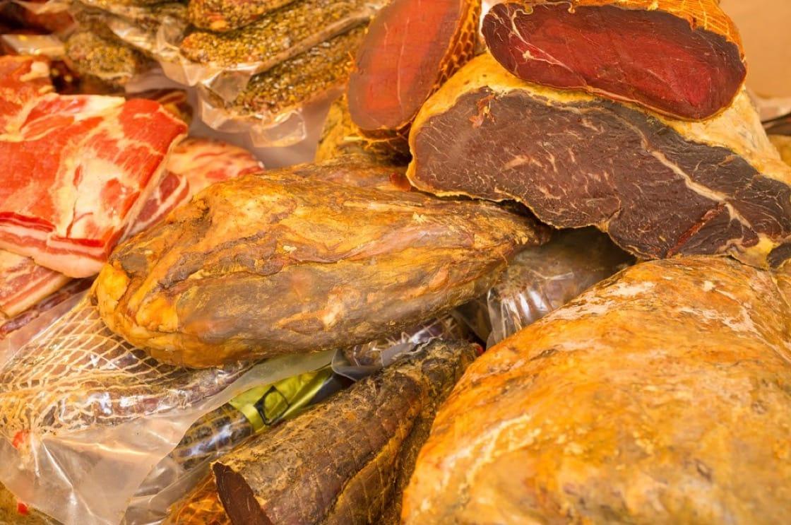 頂級金華火腿,是XO醬不可或缺的材料。(資料圖片)