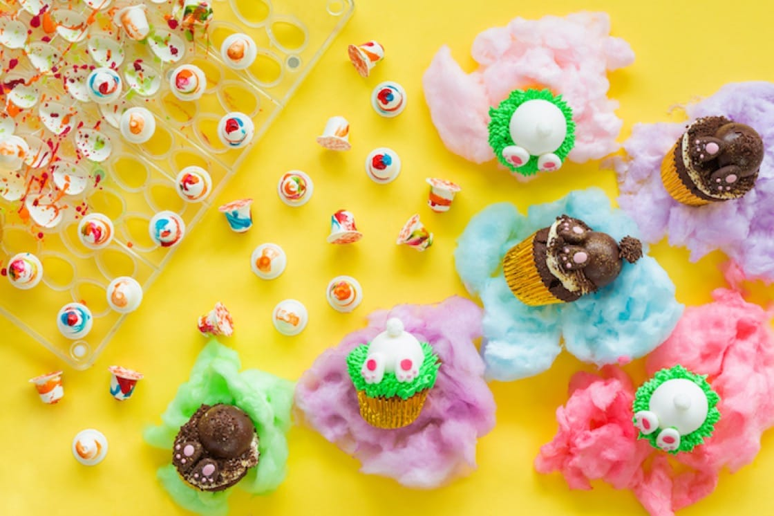 D9 Cakery's Easter collection (Pic & Banner pic: Hilton Singapore)