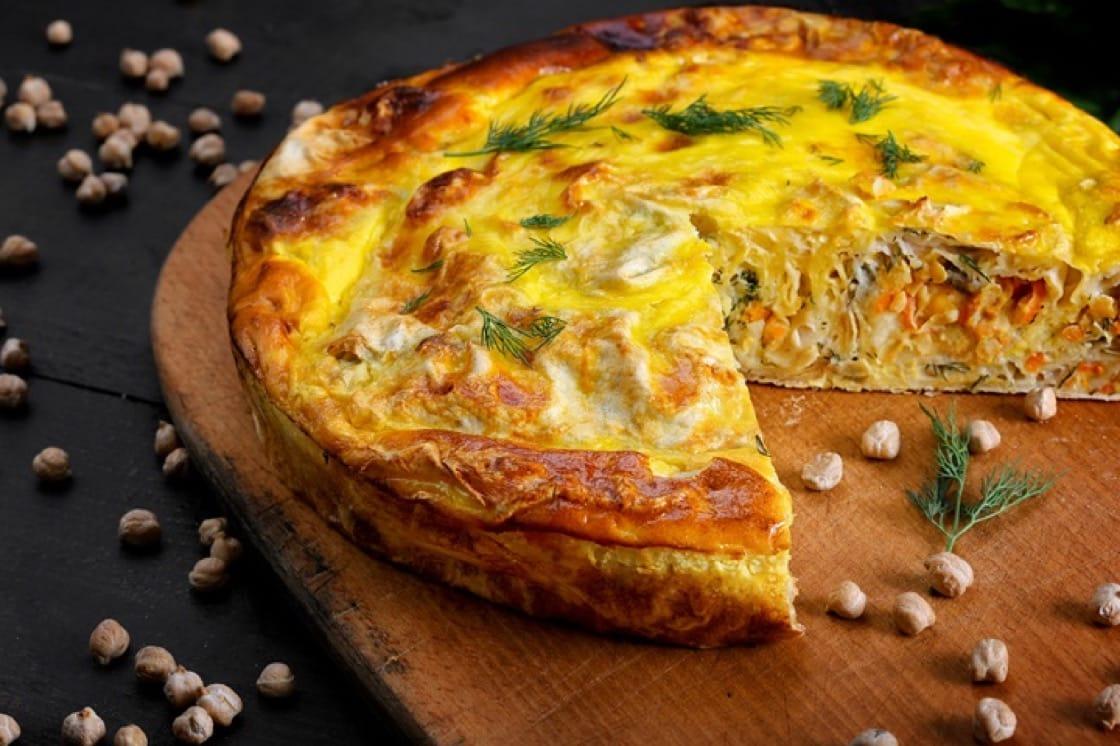 鷹嘴豆做菜的可塑性甚高,蛋批是其中之一。(資料圖片)