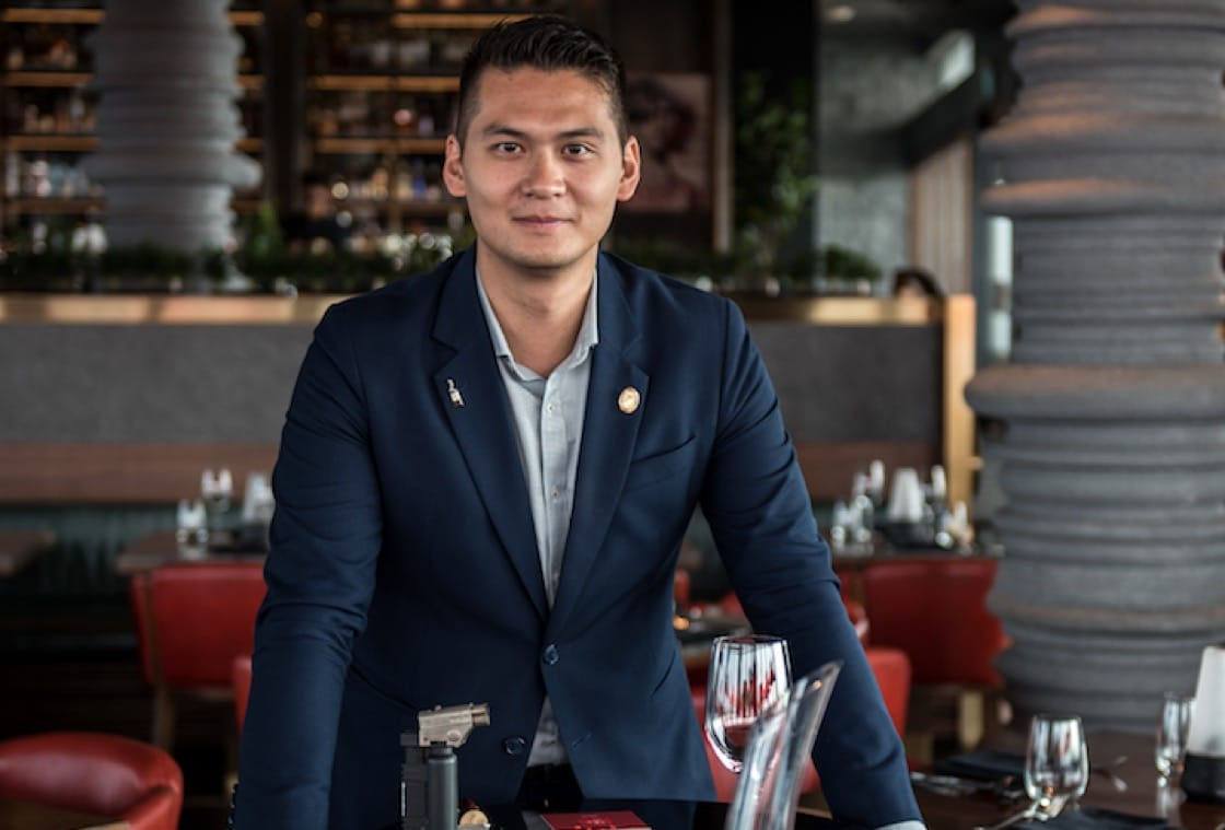 Mathias Camilleri is Singapore's first Master Sommelier. (Photo: Ce La Vi Singapore)