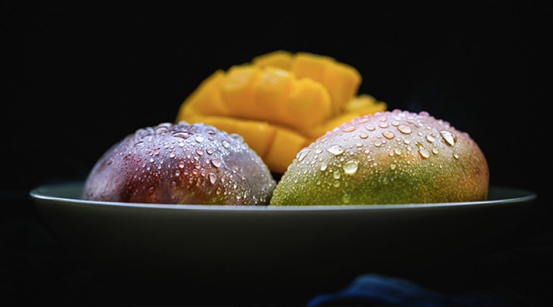Mangoes, a refreshing summer treat.