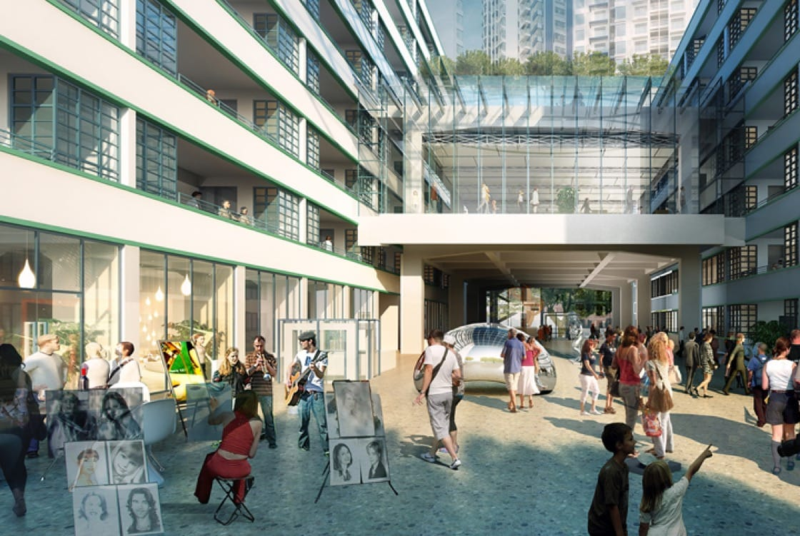 Royer's new Hong Kong outpost will be at PMQ in Central. (Pic: PMQ website)