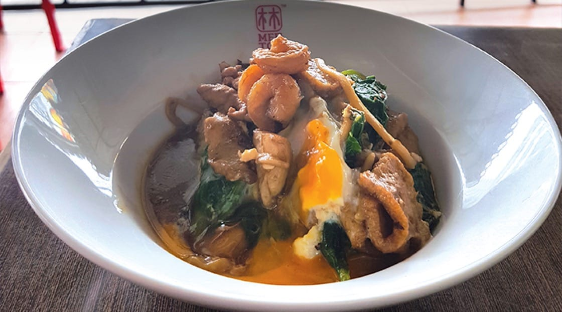 Hooked on Hokkien noodles? Mee Ton Poe is the place for you.