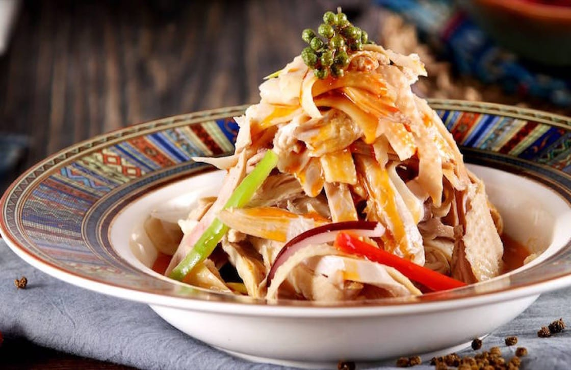Northern Chinese cuisine is a melting pot of cultures. (Pic: Alijiang Silk Road Cuisine)