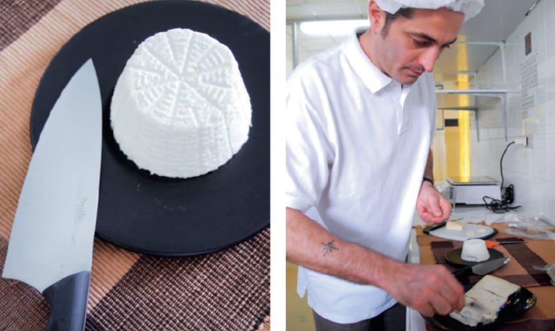 Del Casaro cheese in Hua Hin