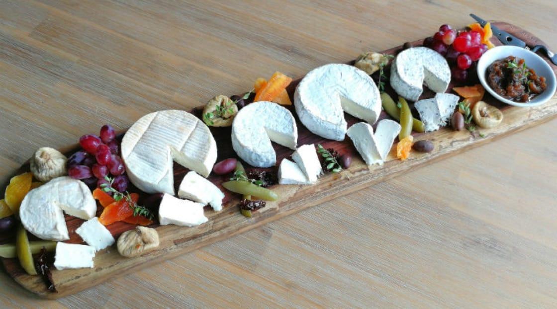 ชีสจากร้าน Heaven on Cheese