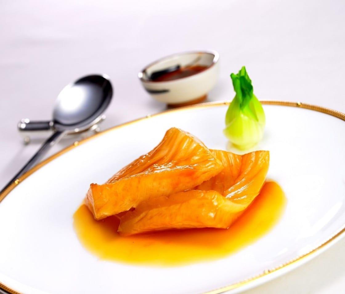 中菜館帝苑軒推出一系列的滋補菜,母親節不妨帶媽媽來養生一番。(圖片:帝苑軒)