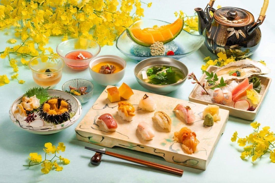 15 道日式料理,讓喜歡日本料理的媽媽好好享受一番。(圖片:魚有魚味提供)