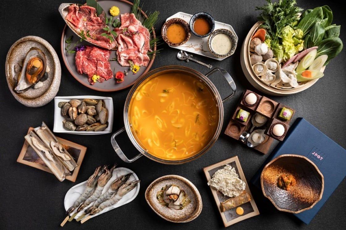 J POT by Gosango 用不一樣的湯底和配料,為客人增添新鮮感。(圖片:J POT by Gosango)