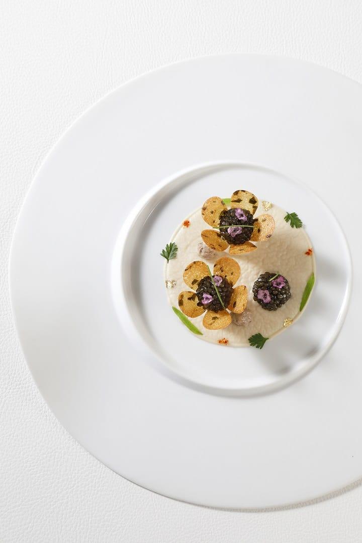 TATE Dining Room 的菜式與環境都很浪漫。(圖片:TATE  Dining Room提供)