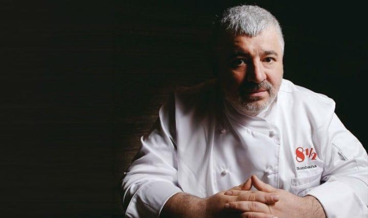 名成利就的大廚 Umberto Bombana,仍然惦念鄉間母親的味道。(圖片:8 ½ Otto e Mezzo BOMBANA)
